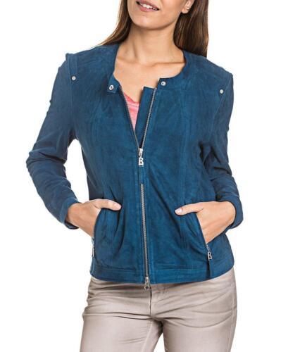 Wow Blouson Femme Ellen M Jeans Taille Cuir En Veste Xl Bogner Pour L a7pwqW