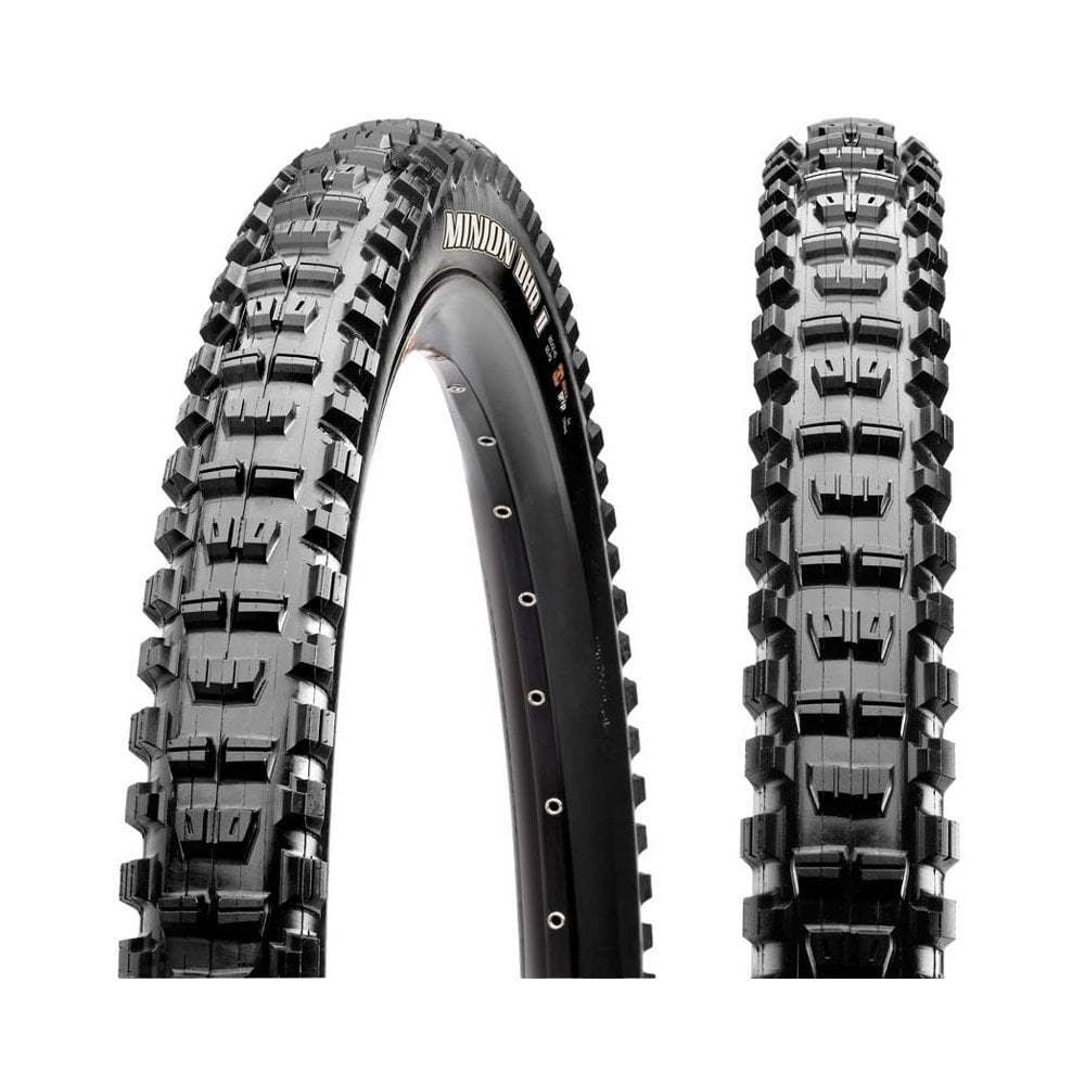 Maxxis Minion DHR II  DH Mountain Bike Tyre - All Sizes  just buy it