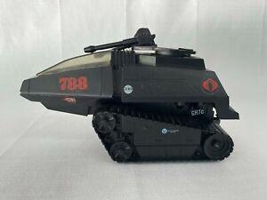 Vintage GI Joe Hasbro 1983 Used Cobra Hiss Tank Toy Truck Black Armored 788