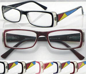 f04601b220 Image is loading L360-High-Quality-Womens-Reading-Glasses-Spring-Hinge-