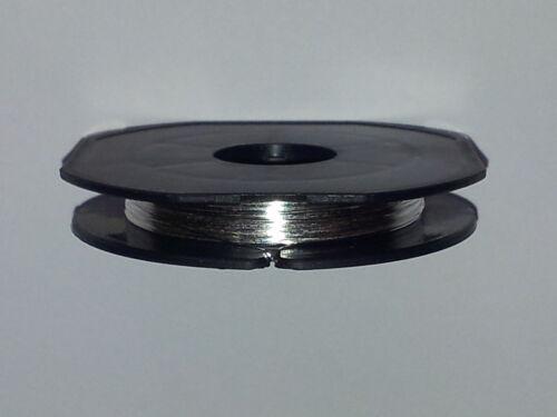 """Plata alambre Ø 0.20mm plata alambre AWG 32 /""""no resistance/"""""""