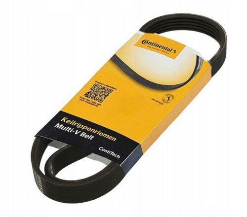 Contitech V-Ribbed Belt 6PK698 CITROEN FIAT PEUGEOT