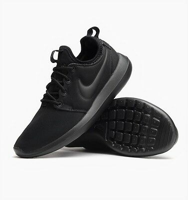 NIKE ROSCHE TWO 2 WOMENS TRAINERS BLACK