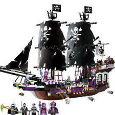 Building Bricks Blocks Pirates of Caribbean admiral number Toy Minifigure 1313