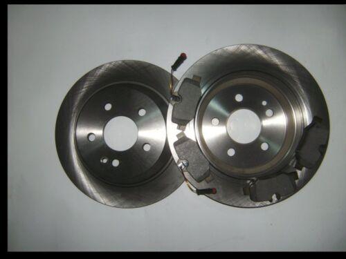Bremsbeläge Bremsscheiben vorne für Mercedes Viano Vito Mixto W639 2,2 3,0 3,7