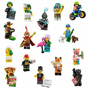 Lego ® Minifigures 71025 serie 19 no 02-shower Guy