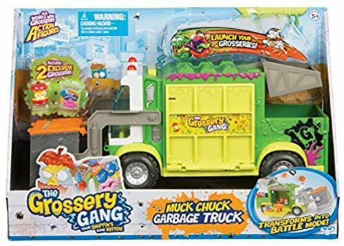 expedies a partir du Royaume-Uni The Grossery Gang Muck Chuck Garbage Truck