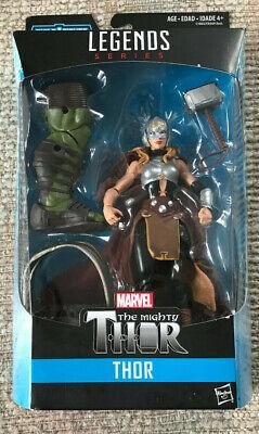 """Marvel Legends 6/"""" Inch Gladiator Hulk BAF Wave Lady Thor Jane Loose Complete"""