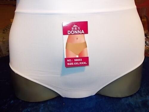 3 Damen Slips Seamless die wirklich passen Größe 34//40 38//44 40//46 54//58