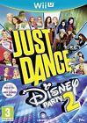 Just Dance Disney Party 2 Nintendo Wii U Kids Console Game PAL