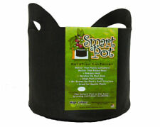 Smart Pot Aeration Plant Container, Black, 7-Gal.