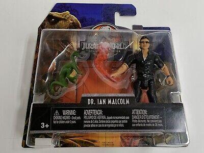 Jurassic World Legacy Collection Dr Ian Malcolm 3 3//4 Figure Mattel