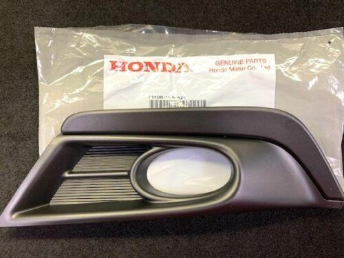 Genuine Honda Garnish R Front Fog Light 71106-TLA-A21
