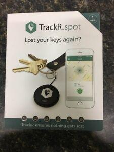 TrackR Spot Item Tracker New