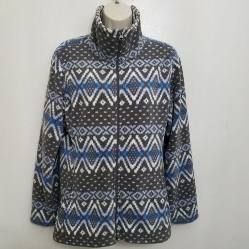 Old Navy Womens Womens Zip Up Fleece Jacket Mediu… - image 1