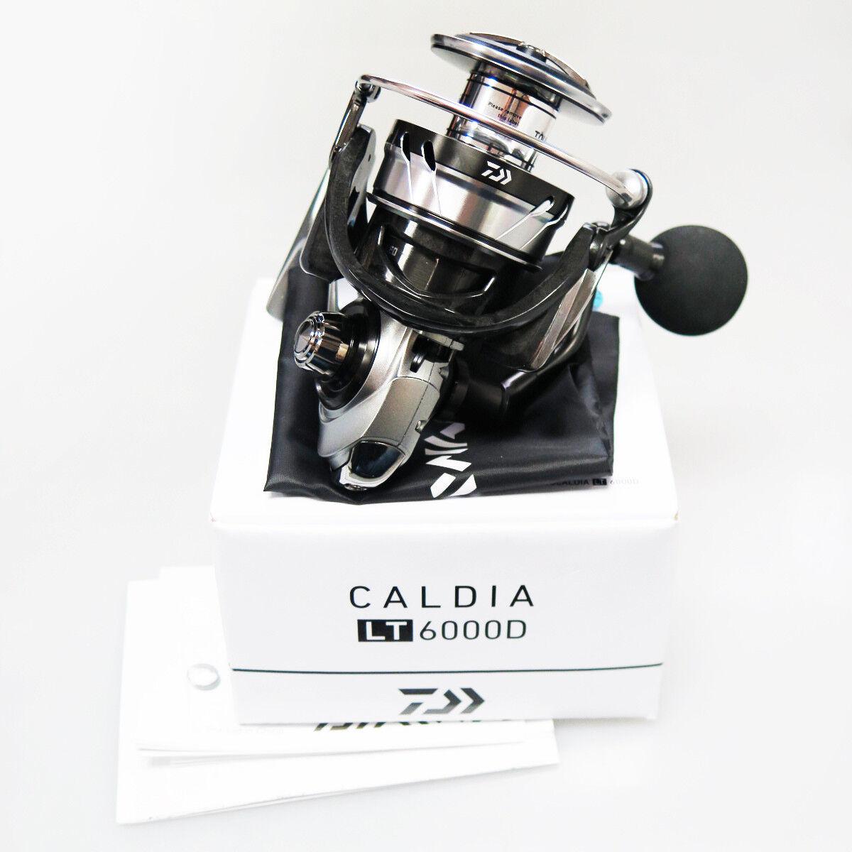 Nueva Luz 6000D Spinning Cocheretes Daiwa Caldia 2DAY Prioridad FEDEX a EE. UU.