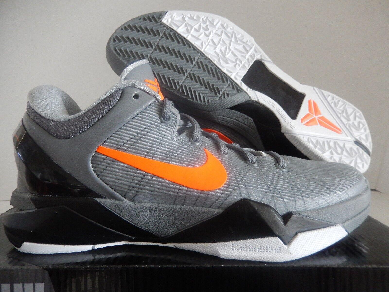 00e35521f32 Nike Zoom Kobe VII 7 System