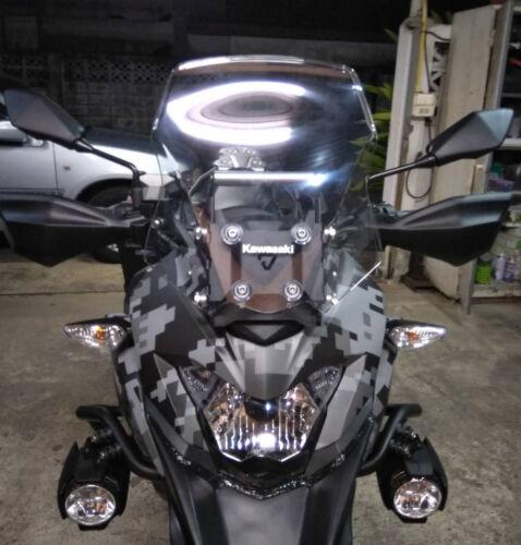 Kawasaki Versys 300 X 2018 Adjust Windshield Adapter Kit