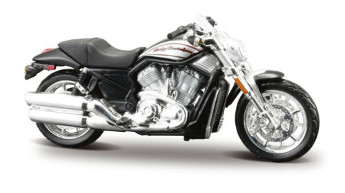 Harley-Davidson 2006 VRSCR Street Rod 1:24 Motorrad Modell die-cast model