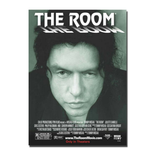 The Room Tommy Wiseau Movie Silk Poster 13x18 inch