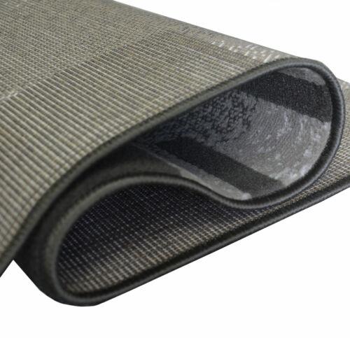 2640 Hochwertig Modern Teppichläufer Küchenmatte Teppich Läufer Öko Tex Braun