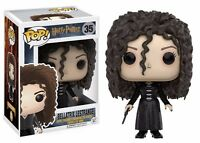 Funko Pop Harry Potter Bellatrix Vinyl Action Figure on sale