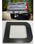 Carbon Fiber 2017-2019 Ford F250 Super Duty Premium Tailgate Hood Insert Letters
