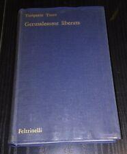 LB581_GERUSALEMME LIBERATA_TORQUATO TASSO_FELTRINELLI_1a ED 1961