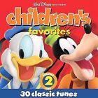 Children's Favorites, Vol. 2 [Super K] by Disney (CD, Aug-2008, Walt Disney)