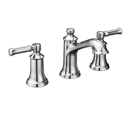 Widespread 2 Handle Bathroom Faucet