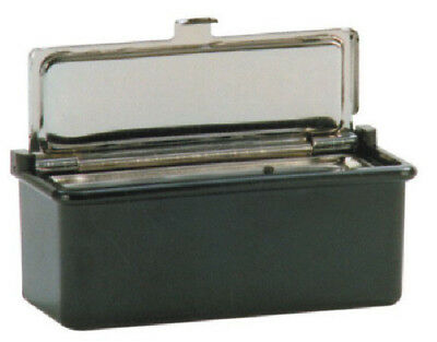 HP Aschenbecher klebbar Kfz selbstklebend 9 x 4 x 4,3 cm anschraubbar  19111 !