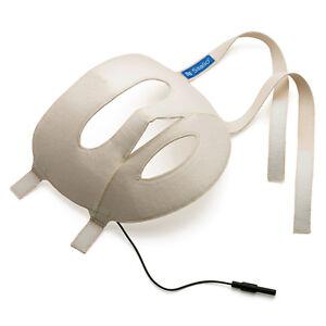 Saalio-Iontophorese-Elektrode-Gesichtselektrode-Gesichtsmaske-mit-Graphitfasern