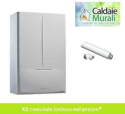 Caldaia immergas victrix 28 kw tt a condensazione con kit for Caldaia immergas eolo maior 28 kw