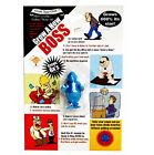 Grow A New Boss Fun Funny Work Novetly Joke Prank Party Adult Secret Santa Gift