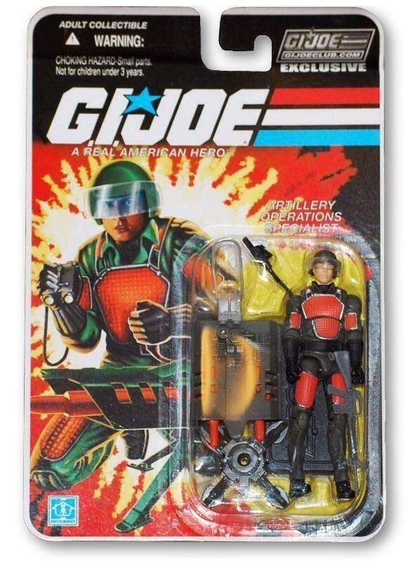 GI Joe Mystery Grand Slam Collector's Club Subscription 2013 by Hasbro