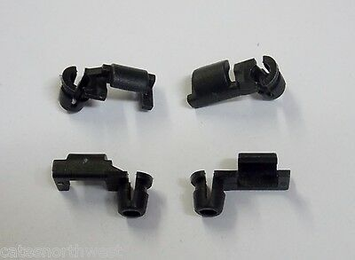 For MAZDA DOOR LOCK ROD CLIPS RH Side 7 MM Hole 4.2-MM Rod 9927-80-405
