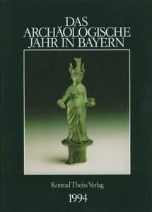 Archaeologie-Bayern-1994-Ausgrabung-Altertum-Antike-Geschichte-Ortskunde-Kultur