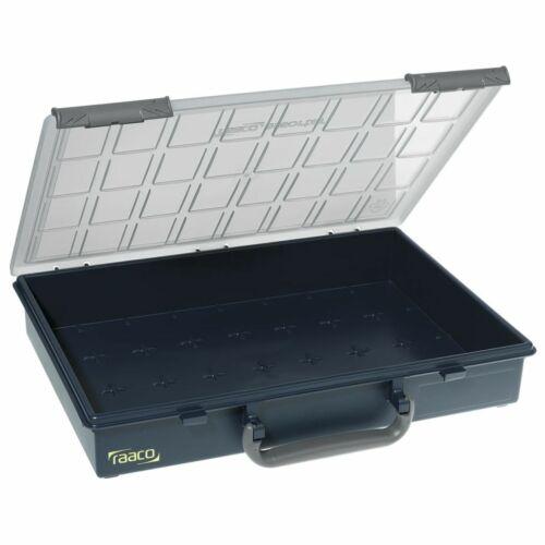 Boîte à compartiments vide Assorter 55 4x8-0 Boîtes à outils Raaco 136204