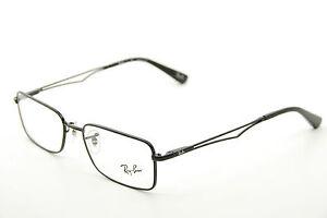 794529502cb New Authentic Ray Ban RB 6223 2509 Black 53-17-140 Frames Eyeglasses ...