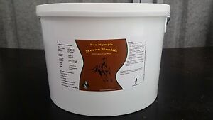 Sea-Nymph-Horse-Health-100-Organic-Seaweed-Meal-10-litre-bucket