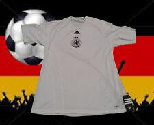 adidas Germany short Sleeve Training jersey, size Xlarge, new/tag, white