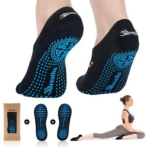 Protect Your Feet and Enhance Your Pose Stability with Premium Bamboo Yoga Socks