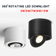 Adjustable Surface Mounted Led Ceiling Downlight Wall Spot Light Driver Hrm
