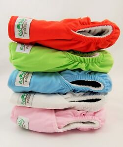 Nappies-Cloth-New-Reusable-Bamboo-Eco-friendly-Baby-Nappy-Diaper-One-Size-5-pack
