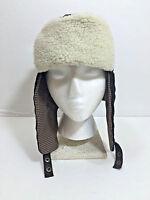Winter Aviator Trapper Hat Earflap Trooper Ski Cap Faux Fur Camo Wrangler Warm