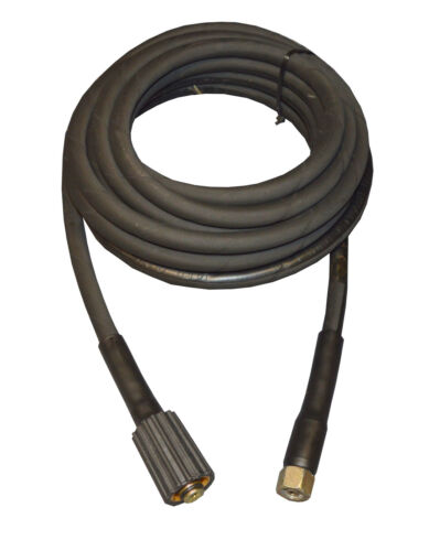SwitZer 6.5 HP 2500 Petrol Pressure Washer Rubber Hose 5//10//15//20//25//30 Mts HD