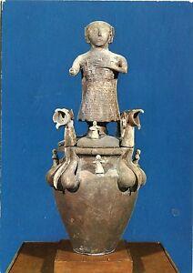 Alte-Kunstpostkarte-Museo-Etrusco-Chiusi-Urne