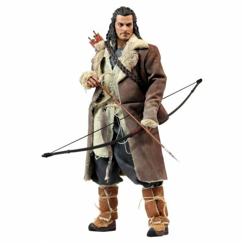 ASMUS COLLECTIBLE TOYS 1/6 THE THE THE HOBBIT BARD THE BOWMAN NUOVO braun BOX 871929