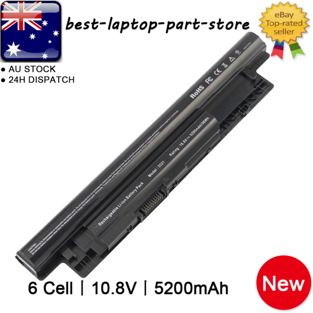 Battery For Dell Inspiron MR90Y 14 (3421) 14R (5421) 15 (3521) 15R (5521) XCMRD