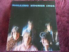 The Rolling Stones Brian Jones Ticket Stub and Program 1966 Asbury Park RARE!!!!